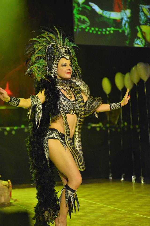 Jungle Serpent Dance