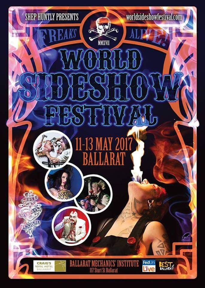 World Sideshow Festival