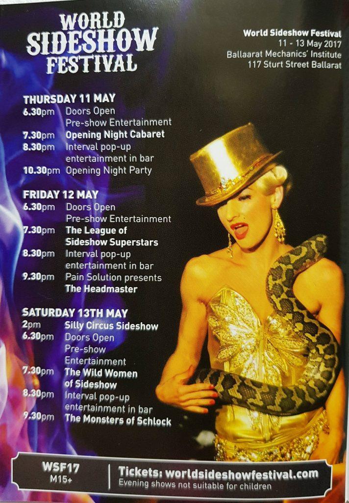 snakecharmer, snakedancer, sideshow #freakshow #circussideshow
