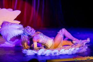 Flavella L'Amour Moon Goddess Australian Burlesque Festival