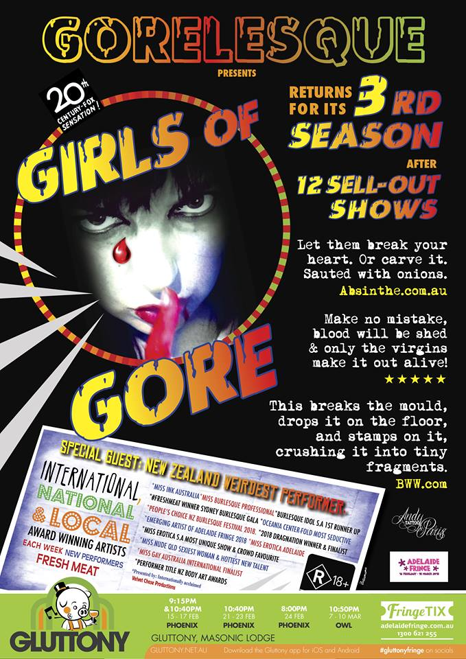 Girls of Gore
